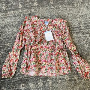 NWT Bella bliss blouse